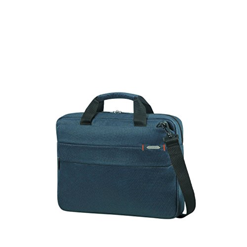 SAMSONITE LAPTOP BAG 15.6' (SPACE BLUE) -NETWORK 3  Bagaglio a mano, 0 cm, Blu