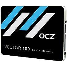 OCZ Vector 180 - Disco duro sólido SSD de 240 GB (SATA III, MLC, 256-bit), negro