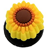 Crocs Sunflower Shoe Decoration Charms, Multicolour (-), One Size