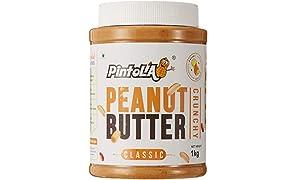 Pintola Classic Crunchy Peanut Butter, 1kg