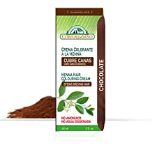 Marca: CORPORE SANO. CR.COLORANTE HENNA CHOCO 60ml