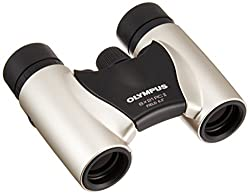 Olympus 8 x 21 RC II Trip Light Binoculars Champagne Gold