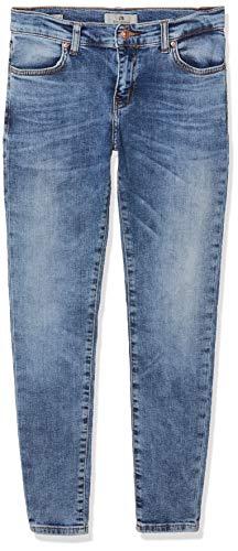 LTB Jeans Damen LONIA Skinny Jeans, Blau (Sailor Undamaged Wash 51787), W28/L28 -