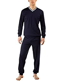 CALIDA Pyjama Bündchen -Chill Out - Ensemble de pyjama - Homme