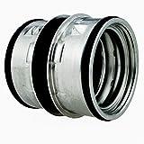 Original A-Z-Parts Germany Druck Turbo Kühler Ladeluftschlauch 1H0 145 834 J 1H0 145 837 1H0145834J 1H0 145 834J 1H0 145 834