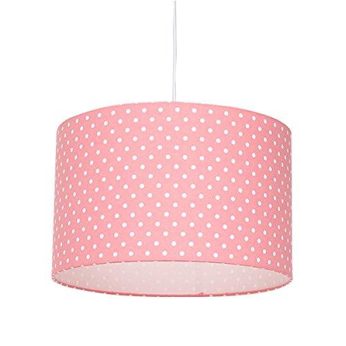 Preisvergleich Produktbild funwithmum Lampenschirm – Pink Dot