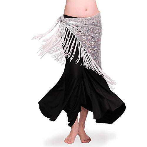 ROYAL SMEELA Bufanda cadera danza vientre mujeres