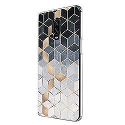 14chvily Kompatibel mit Oneplus 6T Hülle, Marmor Design Soft Flex TPU Silikon Case Ultradünn Handyhülle Schutz Tasche Kratzfeste Schlanke Schutzhülle für Oneplus 6T (07)