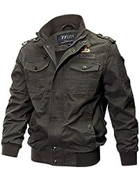 Jacken Brillant Neue 2019 Einfarbig Männer Taktische Frühling Herbst Military Bomber Jacke Casual Windjacke Kleidung