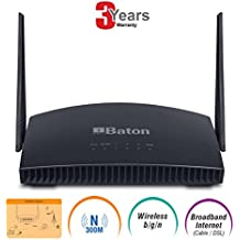 iBall WRB-303N Router (Not a Modem)