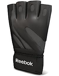 Reebok Trainingshandschuhe Mens Glove Lederhandschuhe schwarz