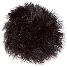 Schachenmayr 9817006-00099 Pompons, Wolle, schwarz, 6 x 6 x 6 cm