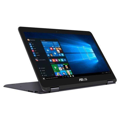 """ASUS ZenBook Flip UX360CA-C4185T 1.3GHz i7-7Y75 13.3 1920 x 1080Pixeles Pantalla táctil Gris ordenador portatil"""""""