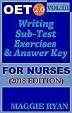 OET 2.0: 2018 Writing for Nurses: VOL. 3 (OET 2.0 Writing for Nurses by Maggie Ryan)