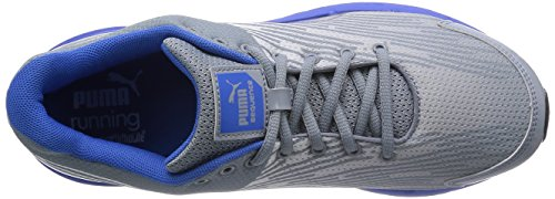 Puma Sequence, Running Entrainement Adulte Mixte Argent (Trade/Silv/Blue)