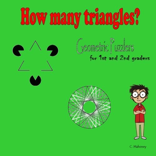 How many triangles (Geometric Puzzlers for 1st and 2nd graders) by C. Mahoney (2013-10-29)