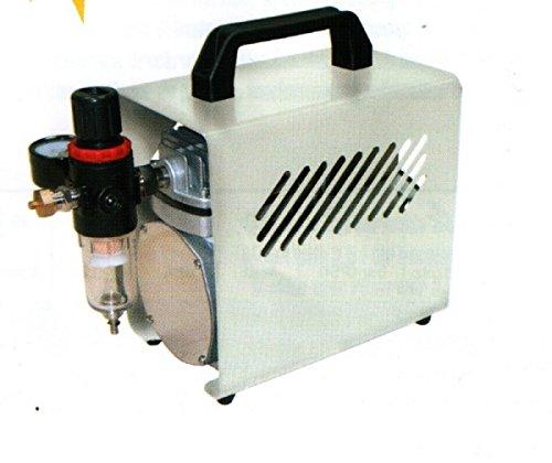 Compressore silenzioso a secco Werther TC108/C BIANCO