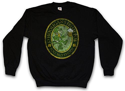 O´HOOLIGANS IRISH PUB VINTAGE SWEATSHIRT PULLOVER - Ireland Irland Belfast Dublin Beer Shirt Größen S - 3XL (XXL)