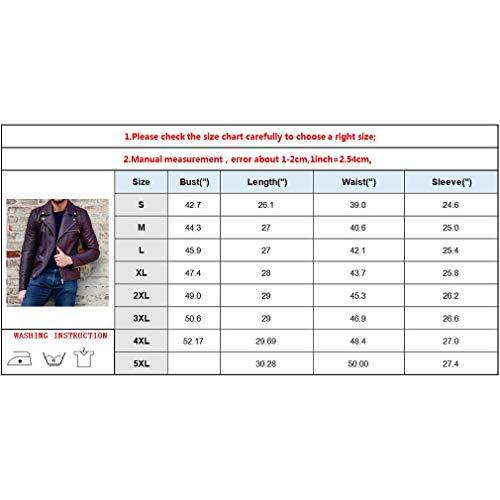 Zoom IMG-2 maniche lunghe giacche da uomo