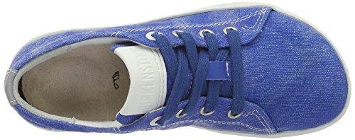 Birkenstock Arran, chaussons d'intérieur mixte enfant (blue)