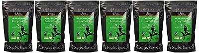 Touch Organic Thé Vert Vrac Gunpowder 100 g - Pack de 6