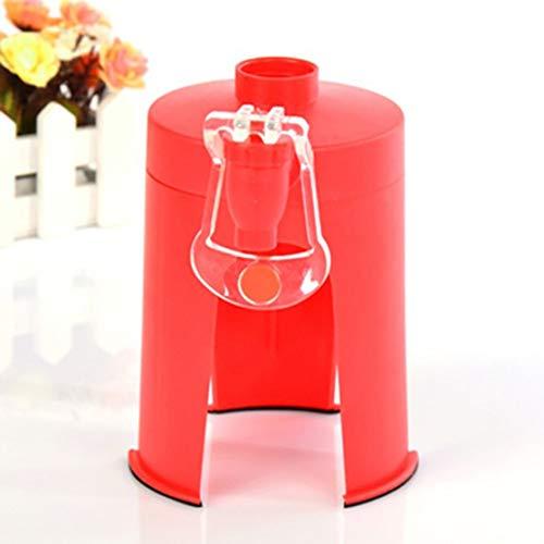 CHANNIKO-ES Magic Tap Saver Soda Dispensador Botella Coca Cola al revés Dispensador de Agua Potable Party Bar
