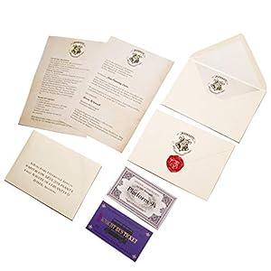 Rak Mark Carta aceptación en Castellano Personalizada Escuela de Magia 7