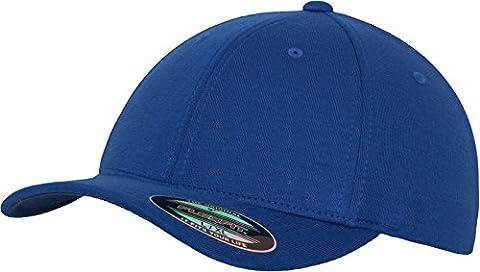 Flexfit Double Jersey Adults 'Beanie Hat blue royal Size:S/M