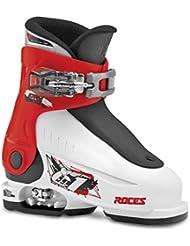 Roces Chaussures de ski pour enfant, taille ajustable