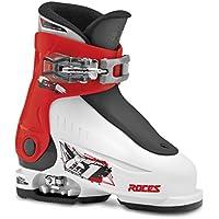 Roces - Scarponi da sci da bambino, modello Idea Up, misura regolabile - 25 Scarponi Da Sci