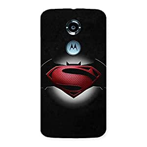 Knight Vs Day Back Case Cover for Moto X 2nd Gen