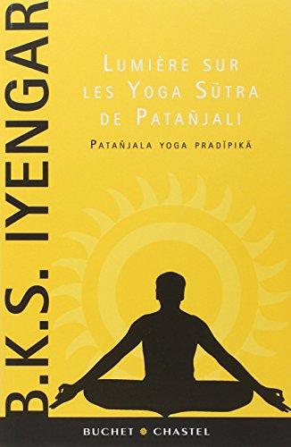 Lumiere sur les Yoga Sutra de Patanjali
