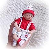 Nicery Reborn Baby Doll Muñeca Renacida Vinilo de Silicona de...