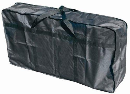 Eurotrail ETAC0121 Kleine Trage- und Aufbewahrungstasche für Markisen, Stühle oder Klappfahrräder, 116 x 60 x 20 cm, Schwarz