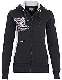 Geographical Norway Sweatjacke Friponette Lady