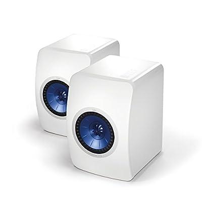 Kef LS50 Sistema di Altoparlanti, Bianco prezzo scontato su Polaris Audio Hi Fi
