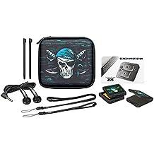 Full Pack Bigben Essential - Pirates 2Ds (Verschiedene Motive - Motiv Nicht Auswählbar) [Importación Alemana]
