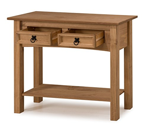 Mercers Furniture Corona 2-Drawer Console Table – Pine
