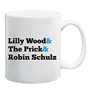 Lilly Wood & The Prick And Robin Schulz T-Shirt Mug