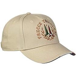 Aeronautica Militare Cappellino, Gorra de béisbol para Hombre, Beige (Sabbia 57356), Talla única