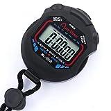 YiGaTech Timer Cronometro Sport Multi-Funzione Elettronica Digitale Cronografo Batterie (Incluse)