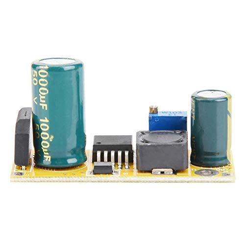Spannung Strom Wandler (AC-DC Spannungs Abwärts Modul, AC24V-DC12V 3A Einstellbare Ausgangs Spannung Spannungs Abwärts Modul Strom Versorgung Abwärts Wandler Regler für Car Audio, Motor, LED Anzeige)