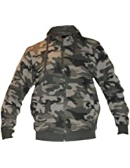 "Waooh - Mode - Veste de jogging motif camouflage ""Kirill"""