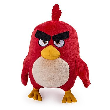Angry Birds - Red - Peluche 20 cm