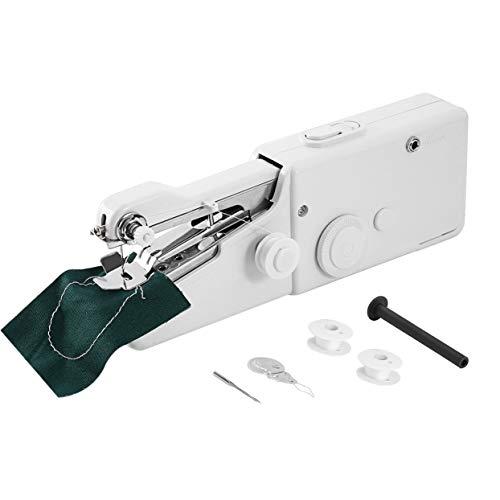 Maquinas de Coser Portátil, Herramienta Manual Portátil Herramienta de Puntada Rápida para Tela, Ropa o Tela de Niños