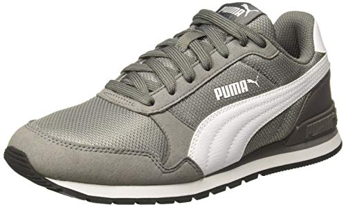 PUMA St Runner V2 Mesh, Zapatillas Unisex Adulto - Gris (Charcoal Gray)...