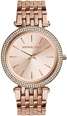Michael Kors MK3192 Ladies All Rose Gold Watch