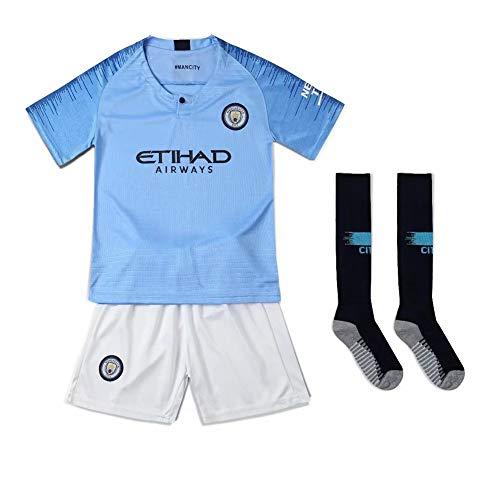 Camisetas Fan New Season Manchester City Juego fútbol