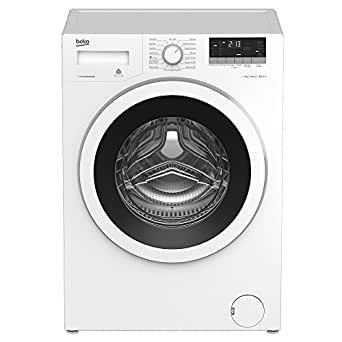 Beko WTE7633XW0 Freestanding Front-load 7kg 1200RPM A+++ White washing machine - Washing Machines (Freestanding, Front-load, White, Left, LED, White)