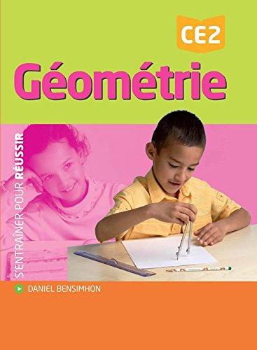 S'entraîner pour réussir - Géométrie CE2